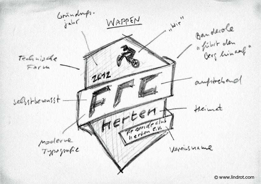 logo zeichnung