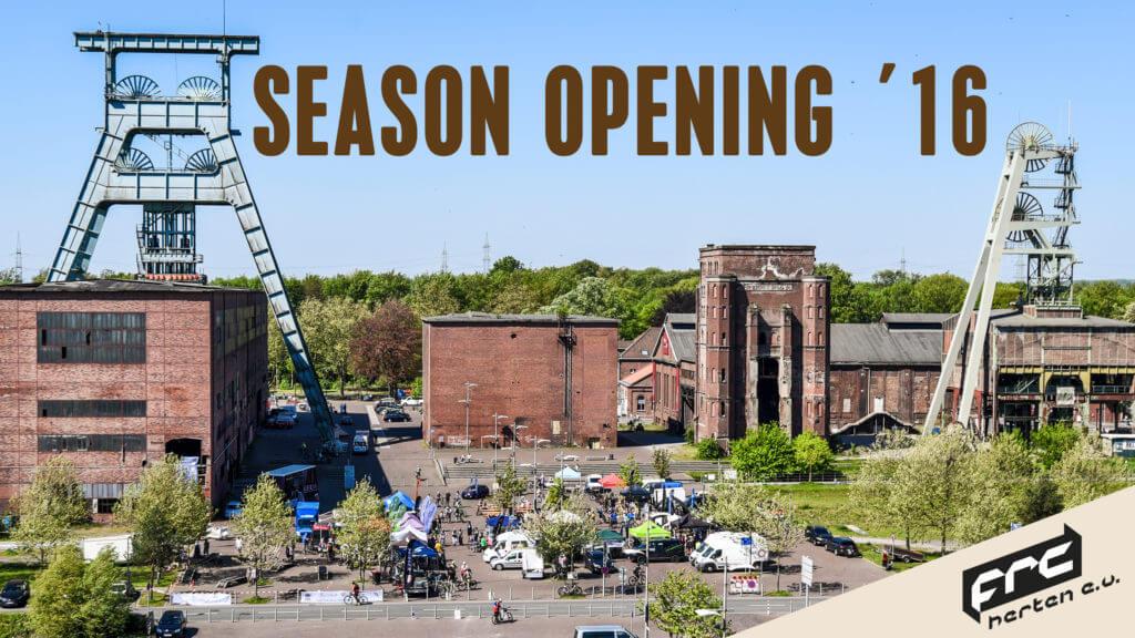 MTB Season Opening 2016